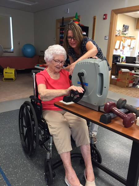 friends care community rehabilitation one on one
